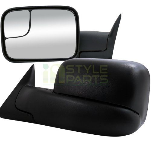 98 02 Dodge Ram Heated Towing Mirrors Power Instyleparts Http Www Amazon Com Dp B005htgbum Ref Cm Sw R P Towing Mirrors Dodge Ram Car Parts And Accessories