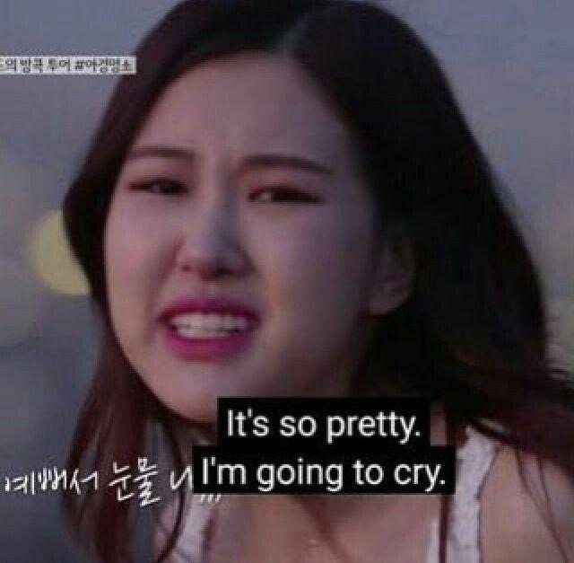 Kpop Crying Meme Face