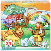 Bulk Little Bible Stories 24-Piece Puzzles at DollarTree.com