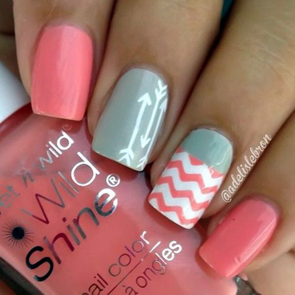 45 Different Nail Polish Designs And Ideas Pinterest Nail Pics