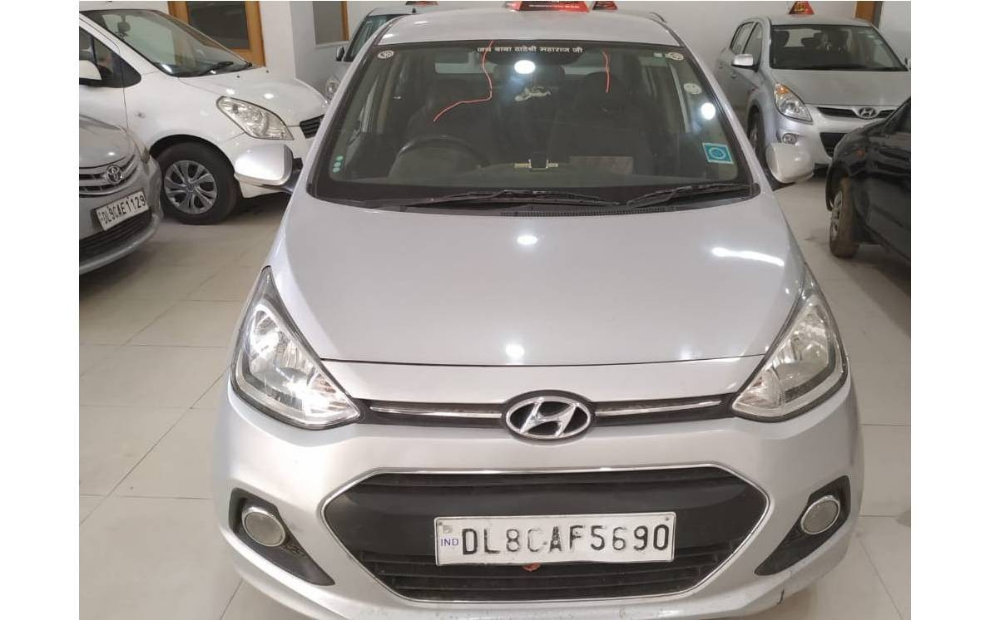 Good condition used Hyundai Xcent is available for sale