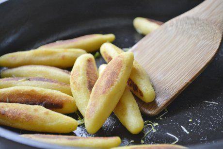 Photo of Kartoffelnudeln – Rezept