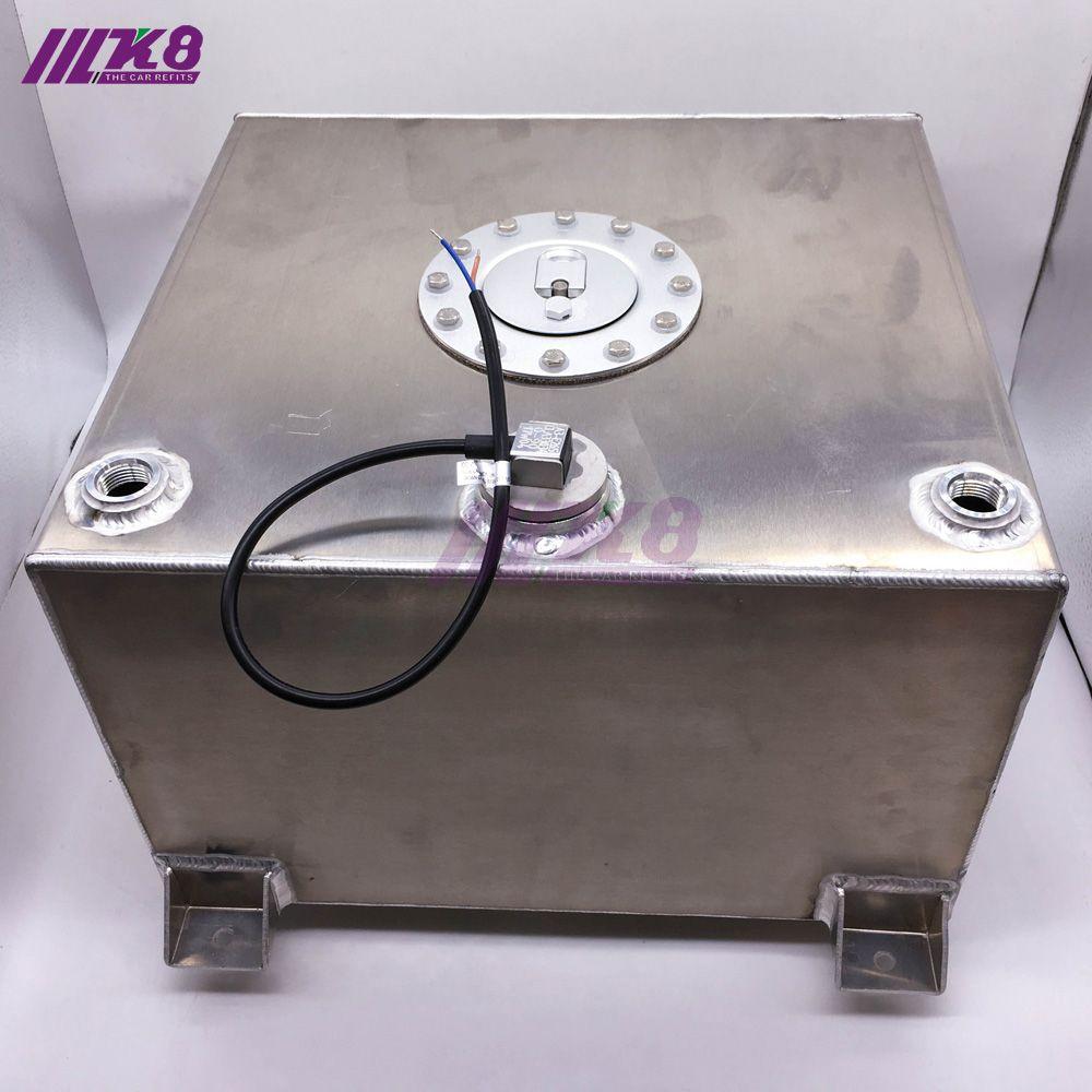 20L Aluminium Fuel Surge tank with Cap Fuel cell 20L with sensor