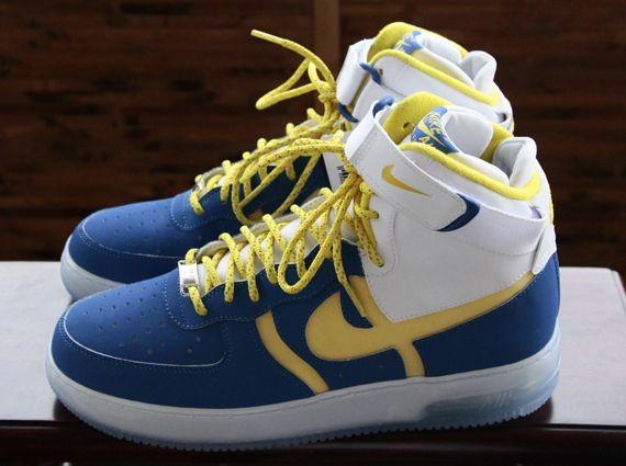 3df9063e52f6a8 Nike Air Force I High Supreme Bakin