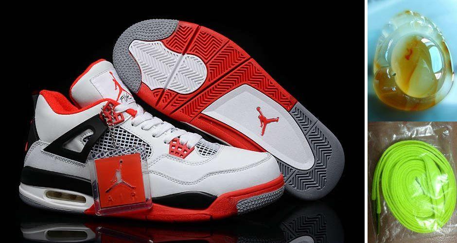 huge selection of bc973 f40db Air Jordan 4 Fire Red Mars Blackmon White Varsity Red Black New Jordans  Shoes 2013