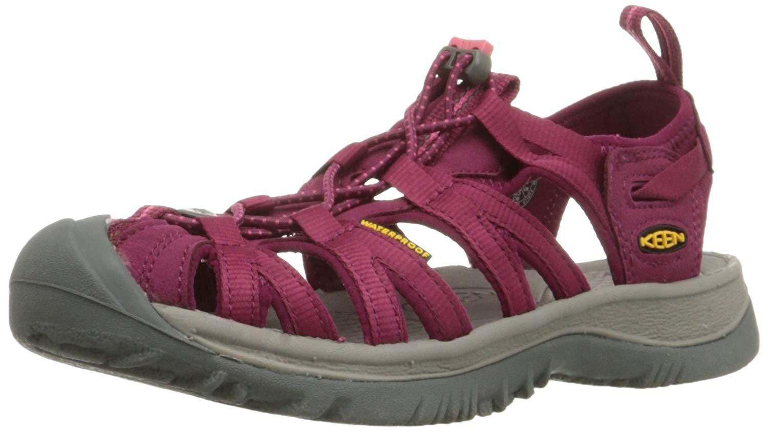 Keen Mens Newport H2 Walking Shoes Sandals Navy Blue Sports Outdoors Breathable