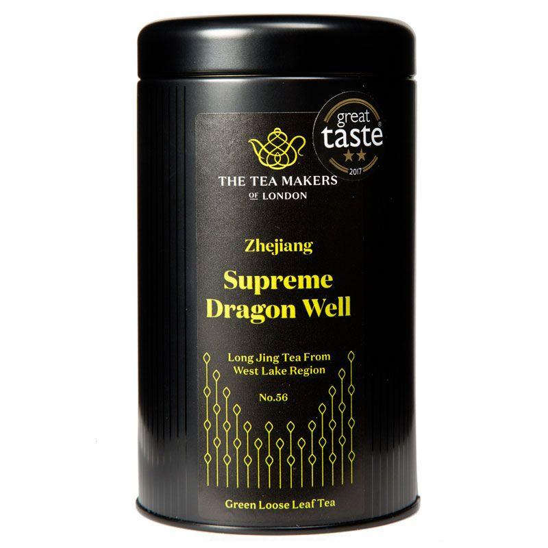 Dragon Well Supreme (Long Jing) Green Tea The Tea Makers