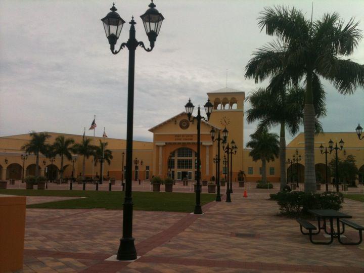 Port St Lucie Civic Center In Port Saint Lucie Fl Port St Lucie Civic Center Civic