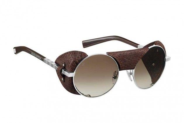 2604661a910 Louis Vuitton Vintage Aviator Sunglasses • Highsnobiety