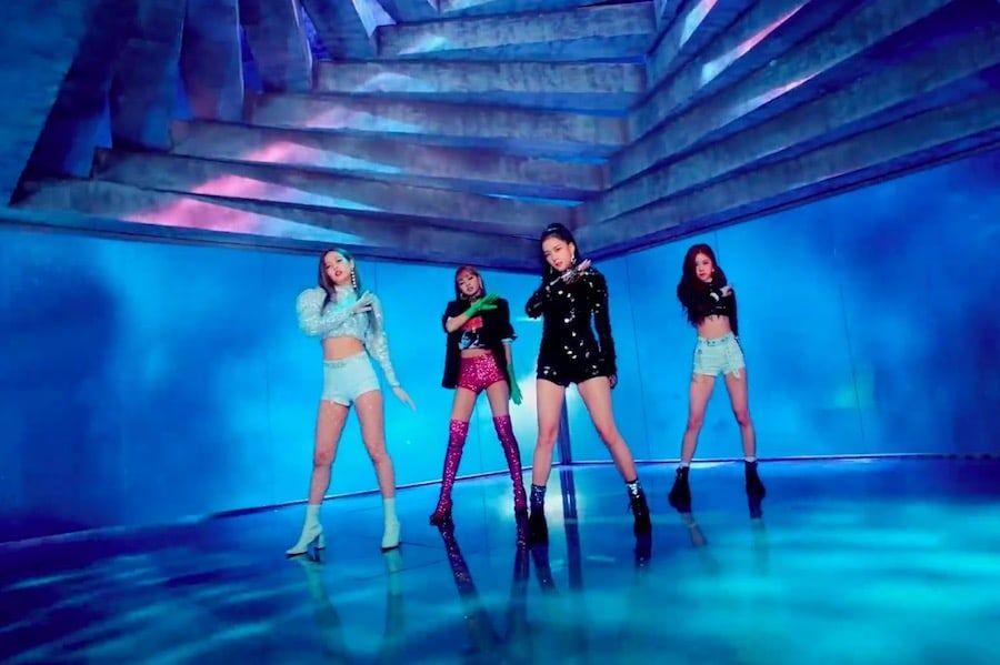 Blackpink Tops All Major Realtime Charts With Ddu Du Ddu Du Black Pink Kpop Girls Blackpink
