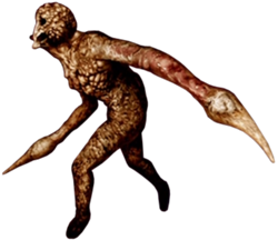 Silent Hill inspired horror house: Leonard Wolf