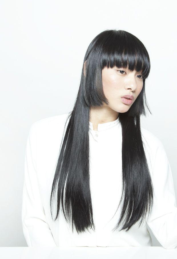 人とは違う個性派ロング Long Haircatalog Jp ヘアカタログ Jp ヘアスタイル ロング 髪のインスピレーション クールなヘアスタイル