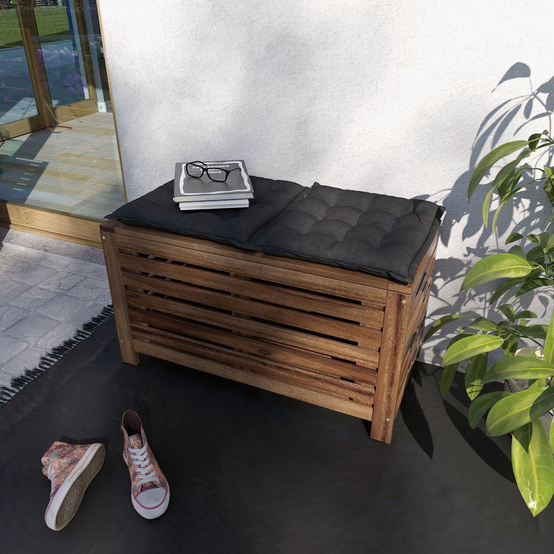 Auflagebox Mimo In 2020 Auflagenbox Gartenmobel Und Gartenmobel