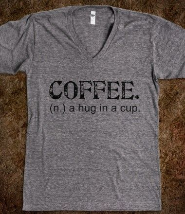 Coffee :) I knew there was a reason I love it so much