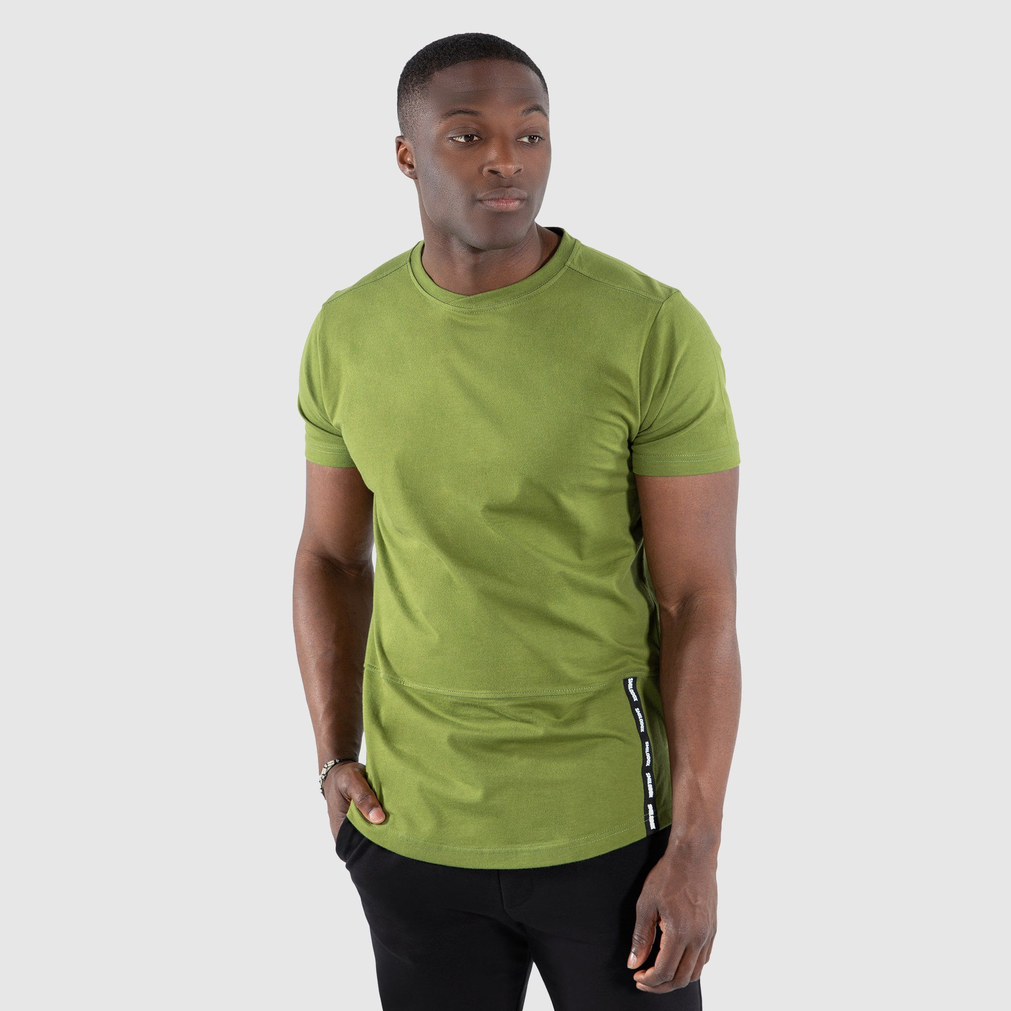 T-Shirt Hayo - Khaki / XL