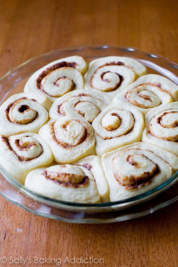 My BEST Ever Cinnamon Roll Recipe