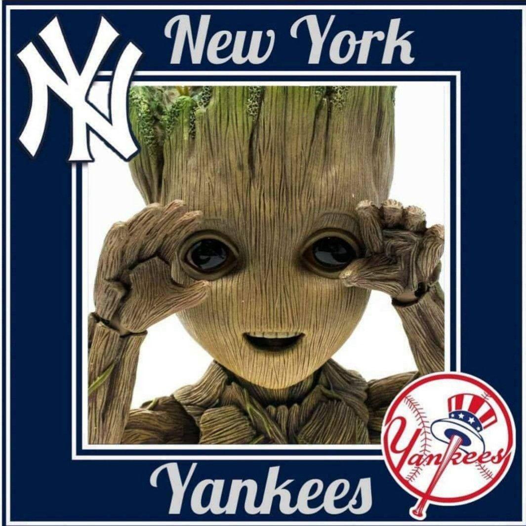 Pin By Laura Anderson On Groot Baby Groot Groot Yankees