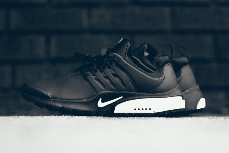 3c0c114e1be4 The Nike Air Presto Low Utility Drops in a Classic Black and White Colorway