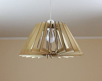 Lampe En Bois Ecologique Accent Pour La Maison Lampe De