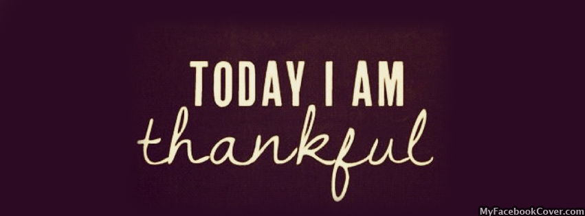 Thankful Facebook Cover Quote | Facebook Covers | Pinterest ...