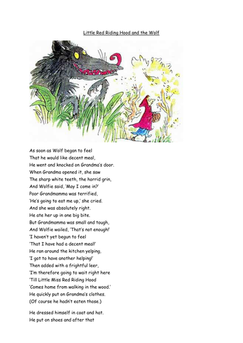 Twisted Fairytales Roald Dahl Roald Dahl Dahl Red
