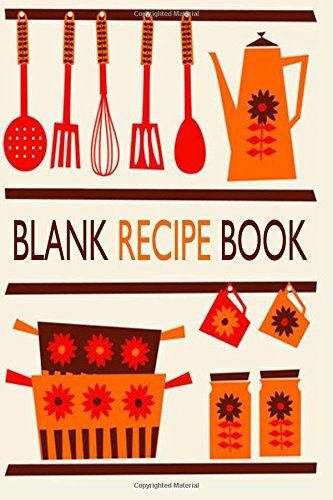 writing a cookbook template