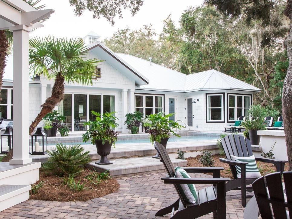 Dream Home 2017 Backyard Pictures Hgtv Dream Home 2017