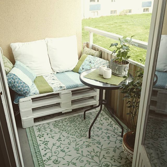 14 Beste Balkonideen und Dekor Inspiration #apartmentbalconydecorating