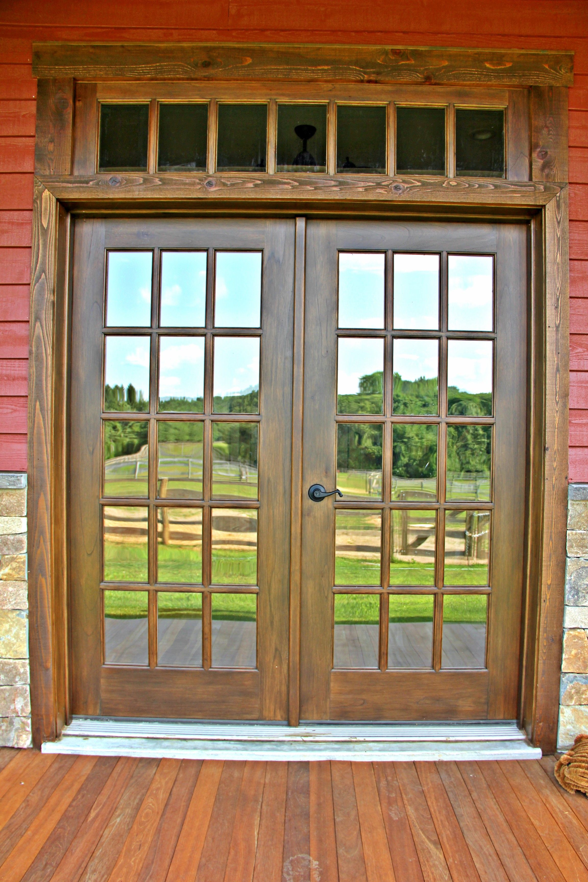 Pin By King Construction Co Llc On Horse Barn Doors Windows Barn Door Window Horse Barn Doors Horse Barn