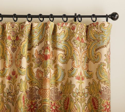 Simone Drapes from Pottery Barn - meant to order these ...