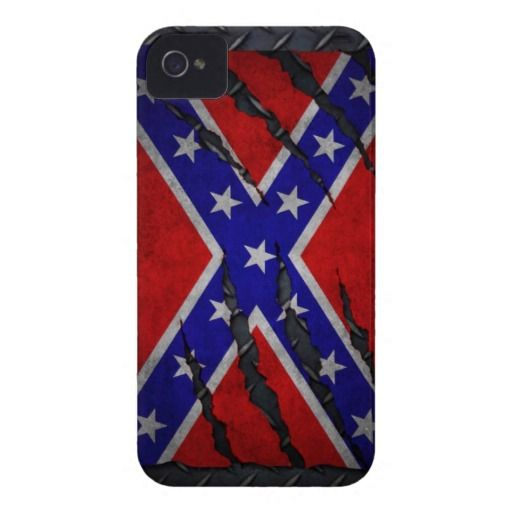 Pin On Rebel Flag Iphone 4 Case