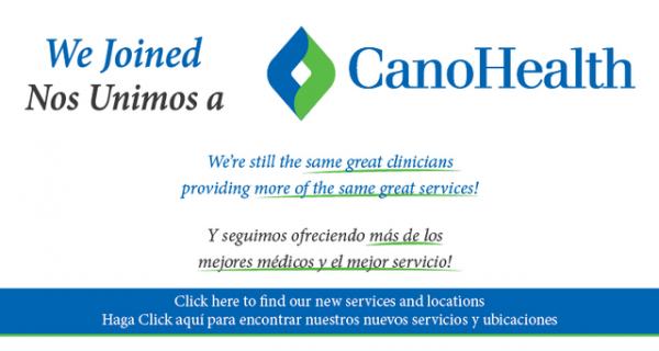 Cano Health Hialeah Gmp Now Accepting A Variety Of Medicare