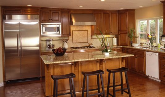 If You're Considering A Kitchen Remodel There Are A Couple Things Gorgeous Beautiful Kitchen Remodels Remodelling