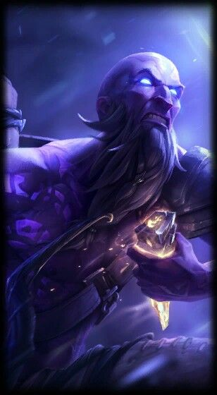 League Of Legends Ryze The Rune Mage