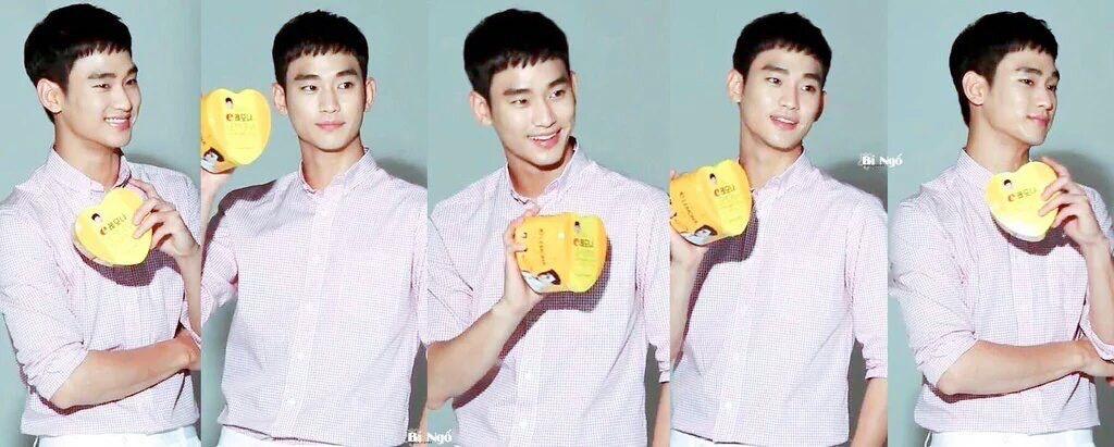 Lemona CF #kimsoohyun #김수현