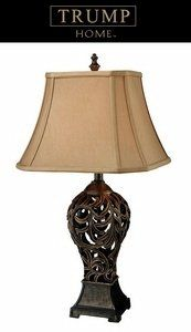 Dimond D1757 Allegra Table Lamp, Buthan Bronze
