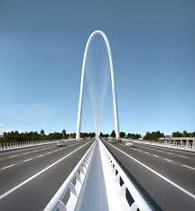 Resultado de imagen para Puente Margaret Hunt Hill en Dallas, Texa