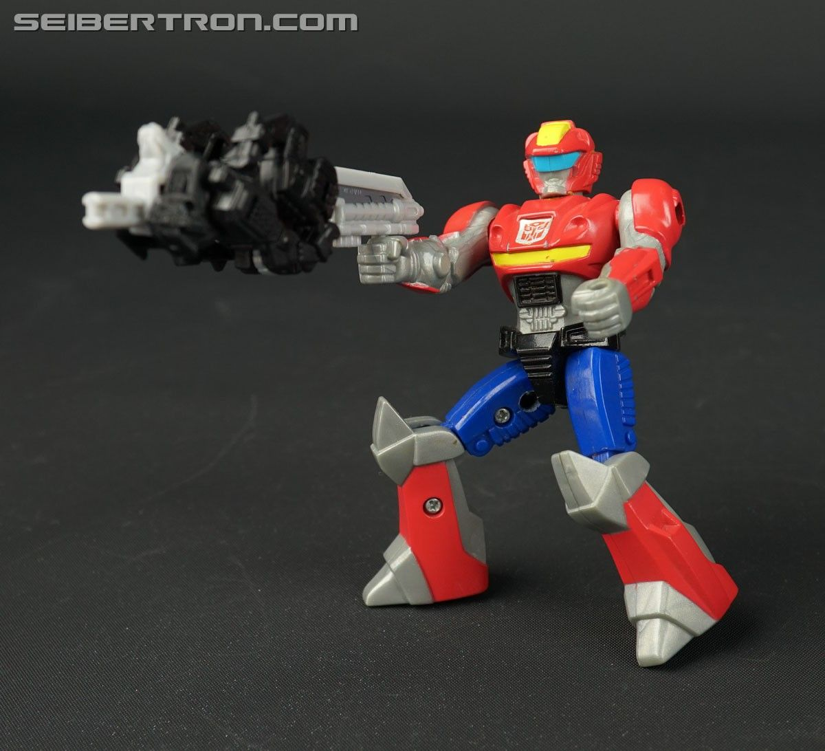 2 1//2 Tall Transformer Autobot Chrome Finish Auto Emblem