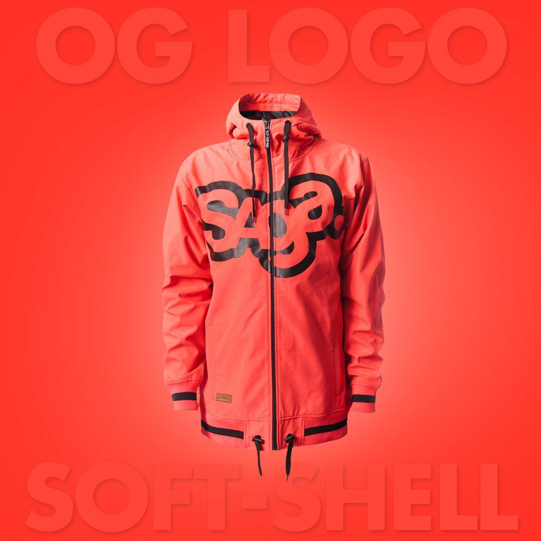 Og Logo Jacket In Hot Coral Saga Outerwear Jackets Adidas Jacket [ 1080 x 1080 Pixel ]