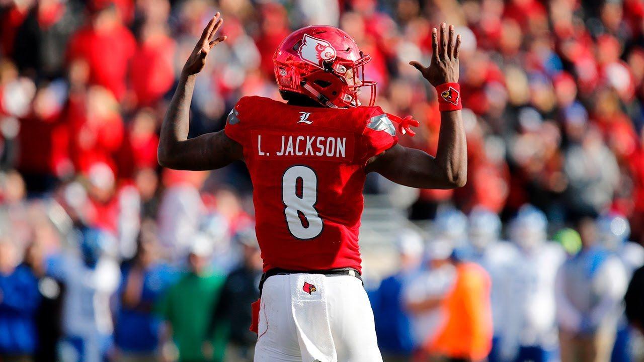 Lamar Jackson Heisman Highlights 2016 College Football Players Lamar Jackson Football