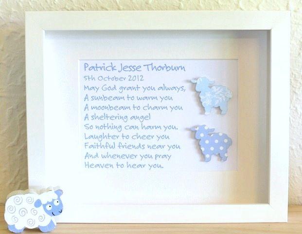 Baby Boys Christening Poems Sheep Christening Poems Baby Boy