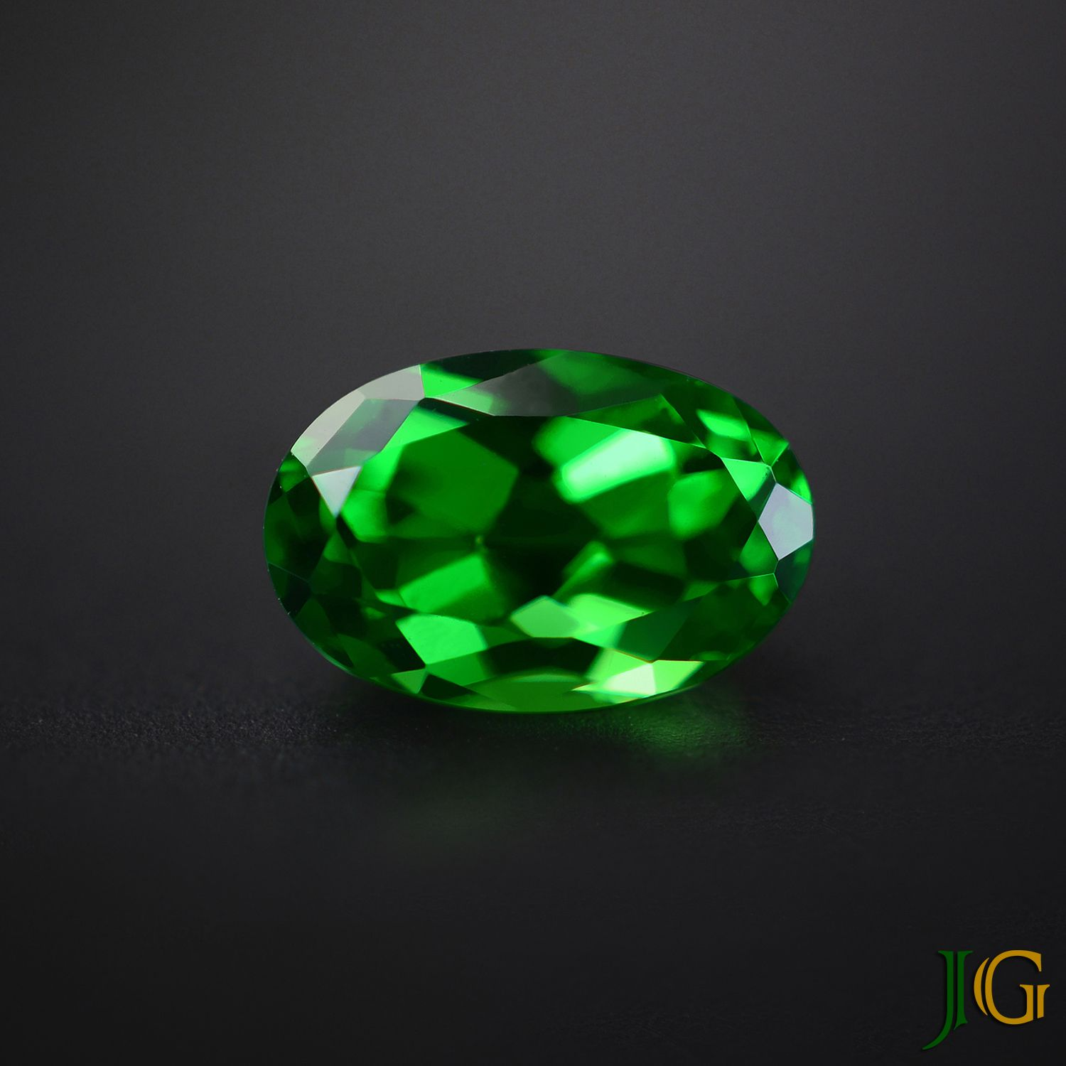 brilliant kenya gemstone pear product tsavorite garnet carat cut
