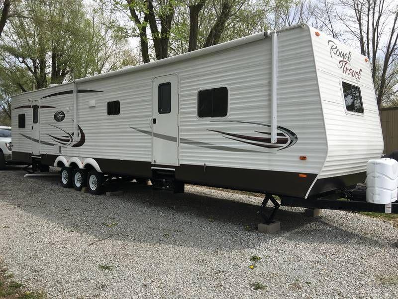 2015 Royal Travel 44 Park Model Camper For Sale By Owner