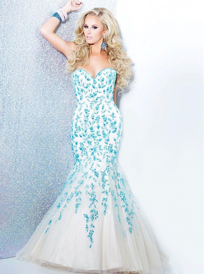 Mori Lee 2015 Prom Dresses