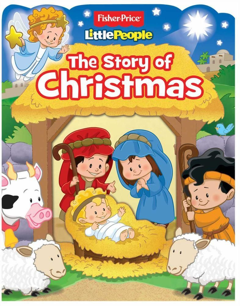 Fisher-Price Little People The Story of Christmas Fisher price