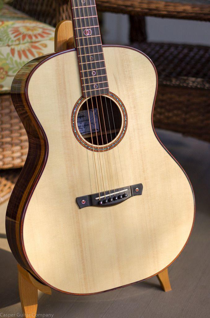 Casper Build Indonesian Rw Huron For Beth Guitar Cool Guitar Huron