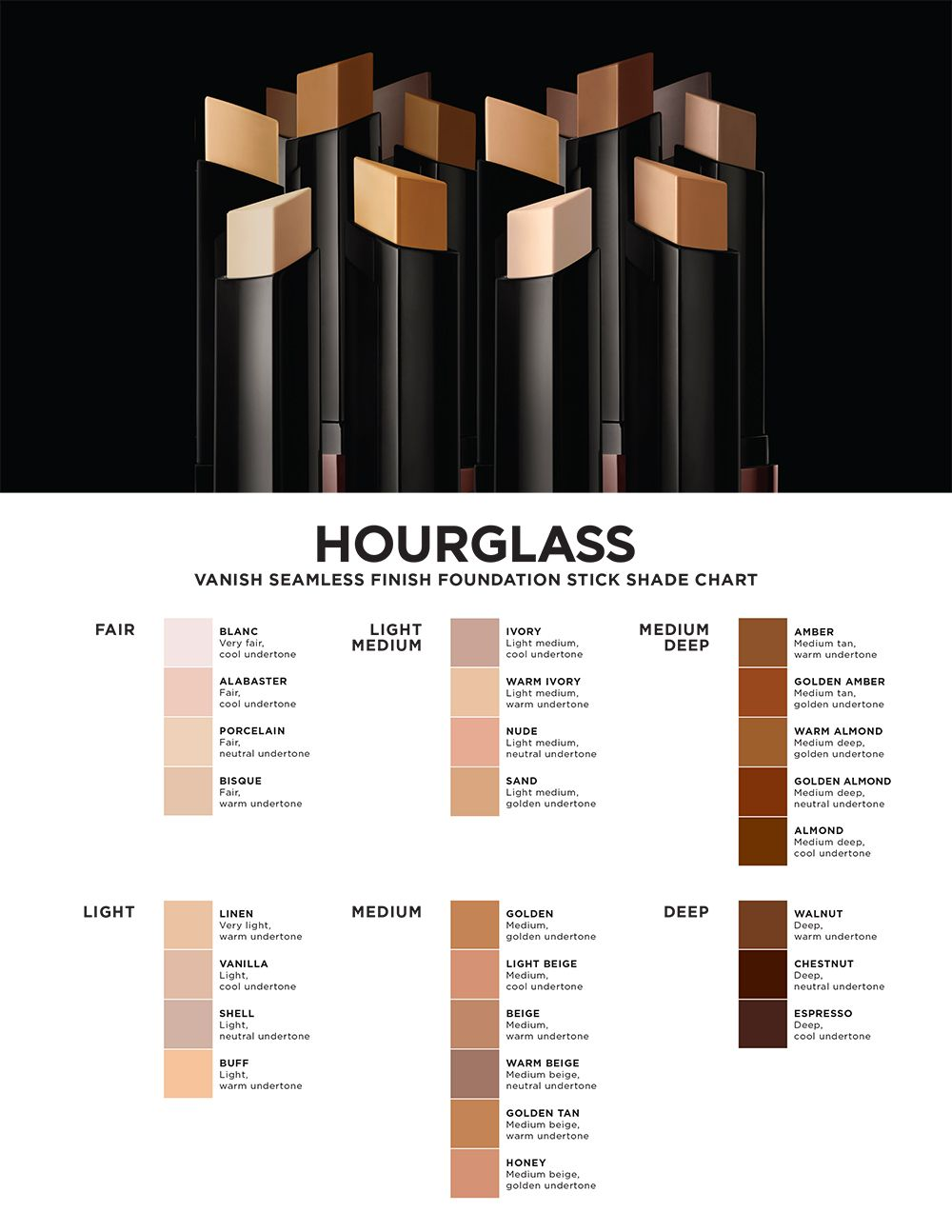 Buy Hourglass Vanish Seamless Finish Foundation Stick Sephora Malaysia Stick Foundation Hourglass Vanish Foundation Hourglass Stick Foundation