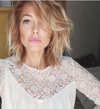 Caroline Receveur Haircut Idées de coiffures, Coiffures