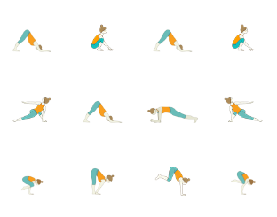 peak pose yoga sequence for crow pose and crane pose