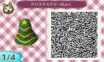saskiesue: Pretty for Christmas! :3 - Animal Crossing New Leaf